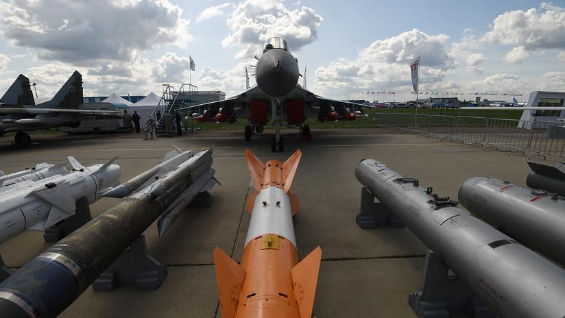 Comienza la producción en serie de cazas ligeros MiG-35 en Rusia