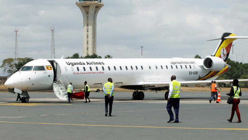 Uganda Airlines vuelve a operar 20 años después de su último vuelo