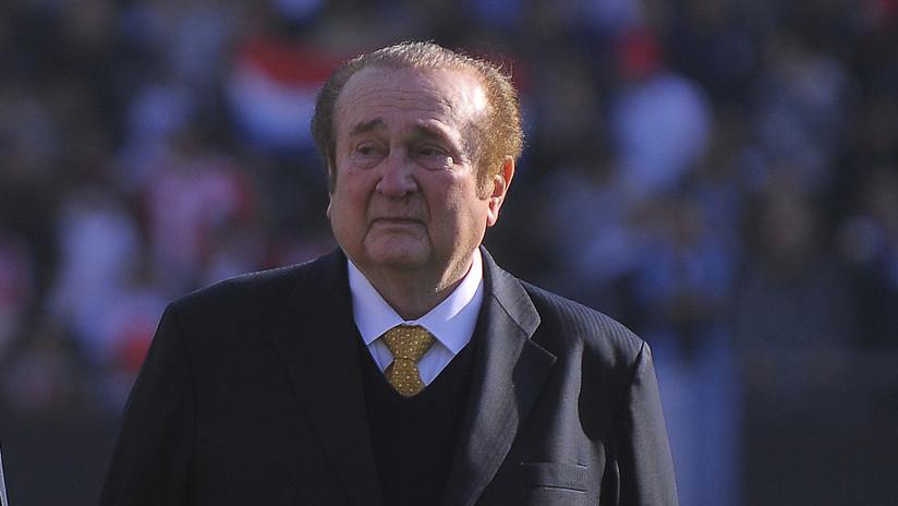 Falleció Nicolás Leoz, expresidente de la Conmebol