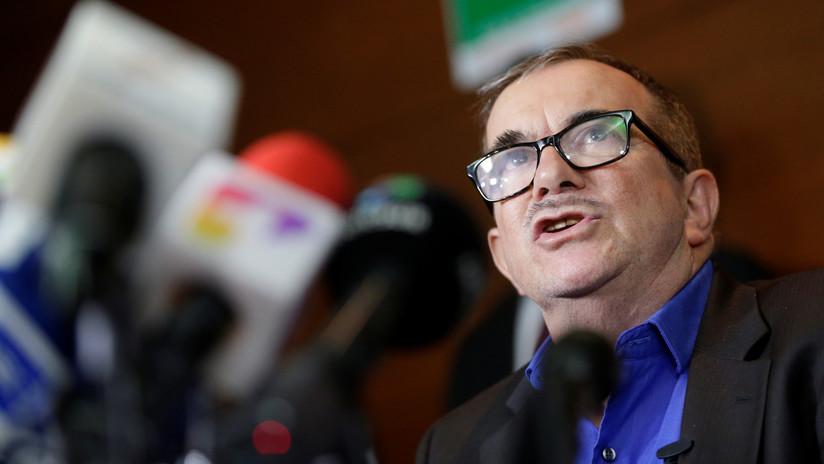 """Líder de la FARC: """"Las grandes mayorías seguimos comprometidas con el acuerdo de paz"""""""