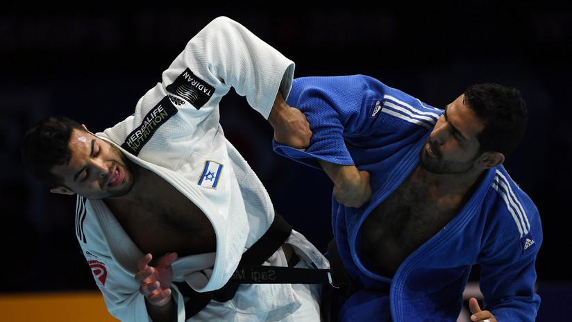 VIDEO: Un competidor egipcio se niega a saludar a su rival israelí tras un combate en el Mundial de Judo