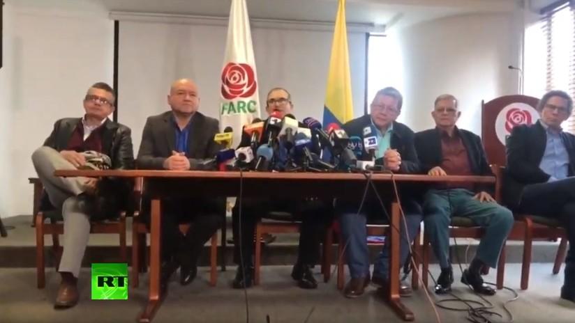 """Partido FARC: """"Sentimos vergüenza y le pedimos disculpas al pueblo colombiano"""""""