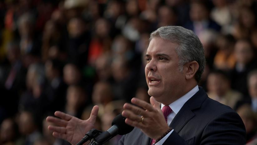 """Duque creará una unidad especial para """"perseguir sin tregua"""" a la disidencia de la FARC"""