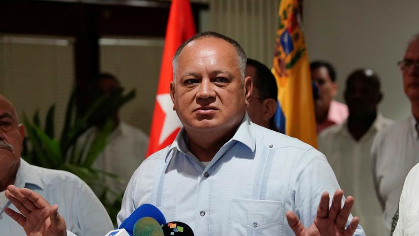 """Cabello responde a Iván Duque: """"Venezuela no tiene nada que ver con el conflicto colombiano"""""""