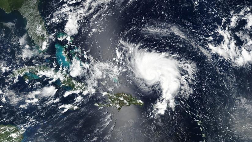 """Trump: """"El huracán Dorian podría ser un monstruo absoluto"""""""