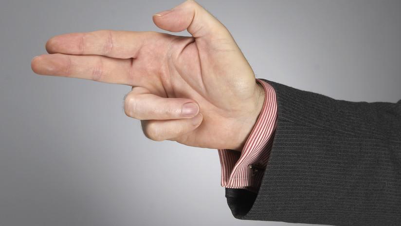 Resultado de imagen para disparo con el dedo