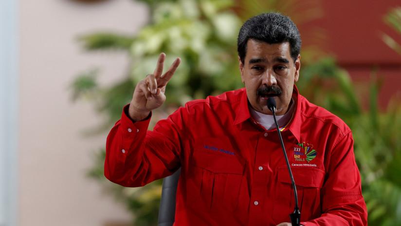 """Maduro promete """"agotar todos los esfuerzos necesarios"""" para ayudar a lograr la paz en Colombia"""