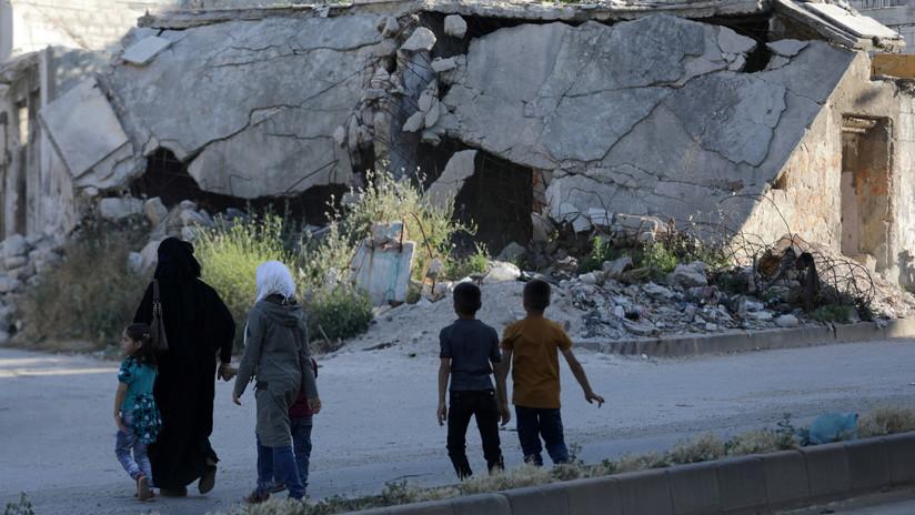 El Ejército sirio acuerda un alto el fuego en la zona de distensión de Idlib