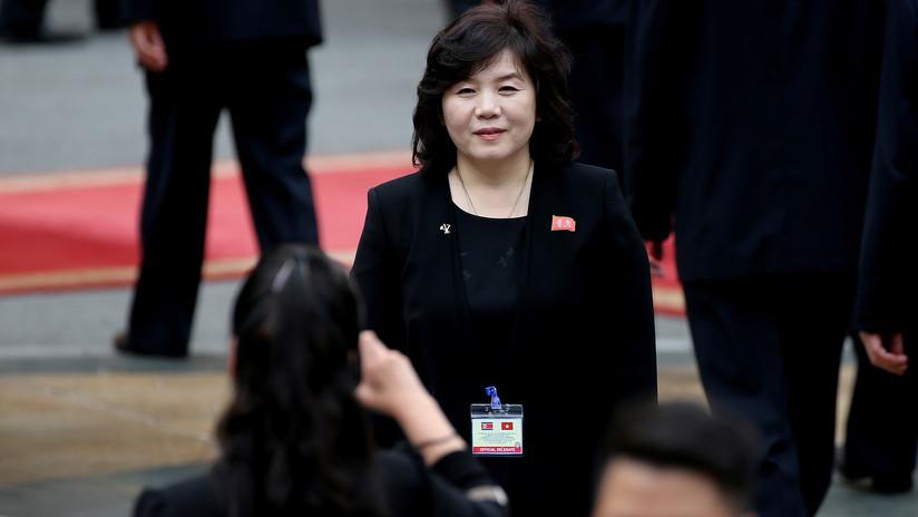 Las expectativas de diálogo con EE.UU. están desapareciendo, advierte una alta diplomática norcoreana