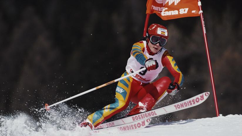La Policía española denuncia la desaparición de la medallista olímpica Blanca Fernández Ochoa
