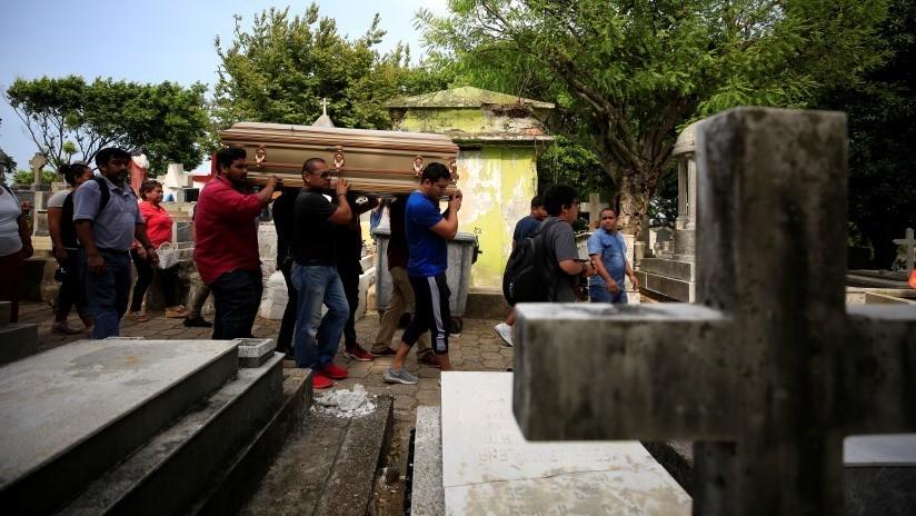 Asciende a 30 el número de muertos en la masacre perpetrada en un bar de Veracruz