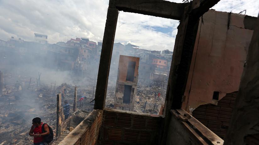 Incendios forestales en el Amazonas avanzan a una velocidad récord 5d602e38e9180f1b4a8b4569
