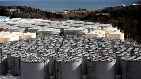 Fukushima se quedará sin espacio para almacenar agua radioactiva en el 2022