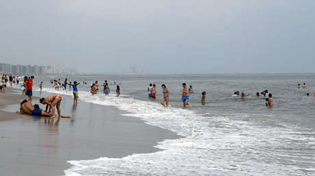 Rockaway Beach, Queens, Nueva York, EE.UU.