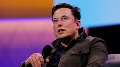 Elon Musk en Los Ángeles, (California, EE.UU.), 13 de junio de 2019.