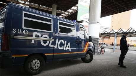 Imagen ilustrativa. Unidad de la Policía Nacional de España.