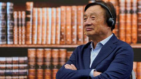 Ren Zhengfei, presidente de Huawei.