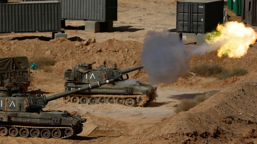El Ejército del Líbano denuncia que Israel lanzó 40 misiles contra el sur del país