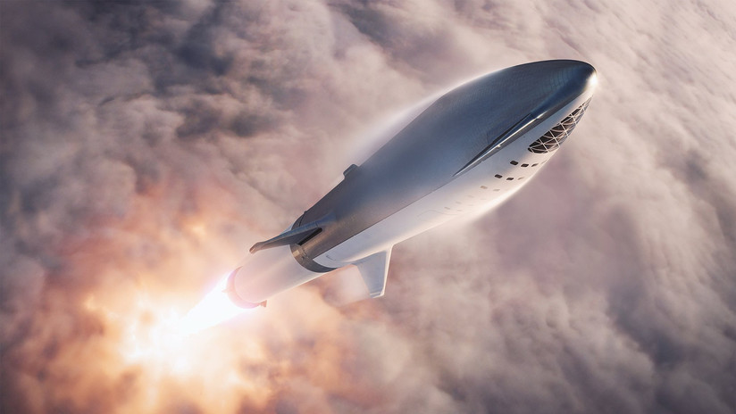 Elon Musk ya sueña con una nueva generación de la nave interplanetaria Starship y esta imagen muestra las monstruosas dimensiones que tendrá