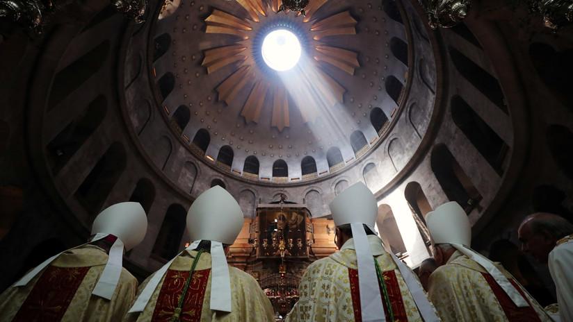 Arqueólogos encuentran el posible lugar donde Jesús se apareció por primera vez tras la resurrección