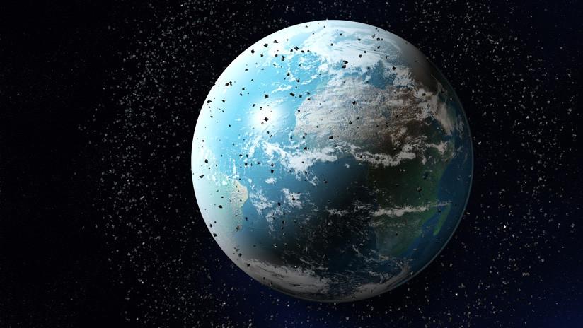 La ONU advierte de que la basura espacial puede ser una amenaza para las telecomunicaciones terrestres