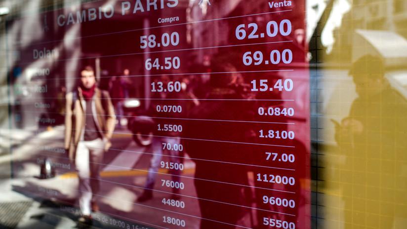 Respiro para los mercados argentinos tras las medidas de Macri: baja el dólar y sube la bolsa