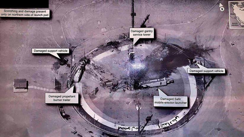 Información sensible: Trump puede haber desvelado en Twitter las capacidades de los satélites espía estadounidenses