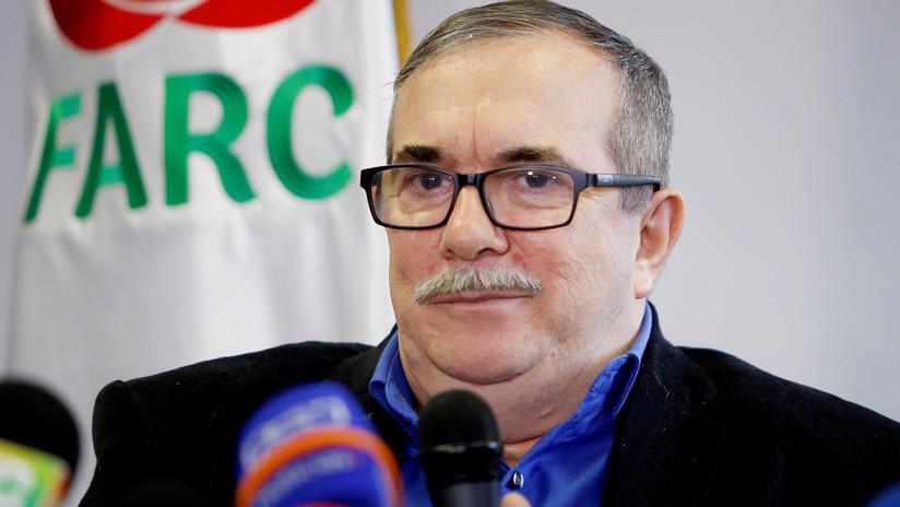 """'Timochenko' pide a exguerrilleros no apoyar a la disidencia de FARC """"en su errática decisión de volver a la guerra"""""""