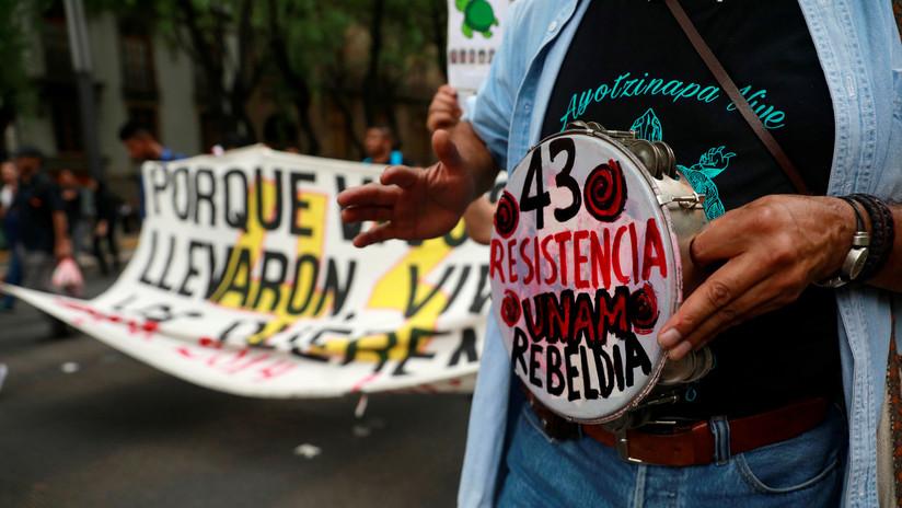 México: Liberan al presunto autor de la desaparición de los 43 estudiantes de Ayotzinapa