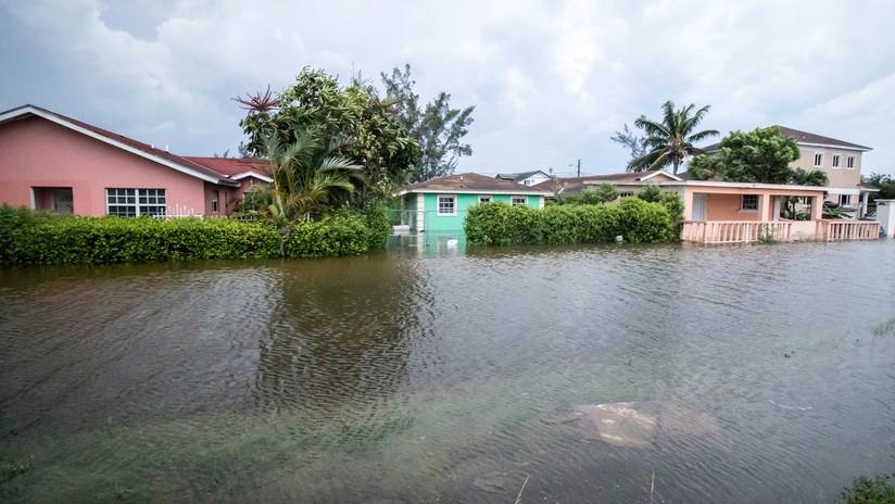 VIDEO: Un ministro de las Bahamas muestra las consecuencias del huracán Dorian en su casa