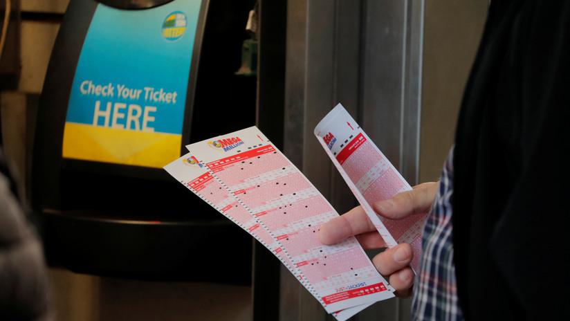 Un hombre gana la lotería en EE.UU. por segunda vez en menos de seis meses