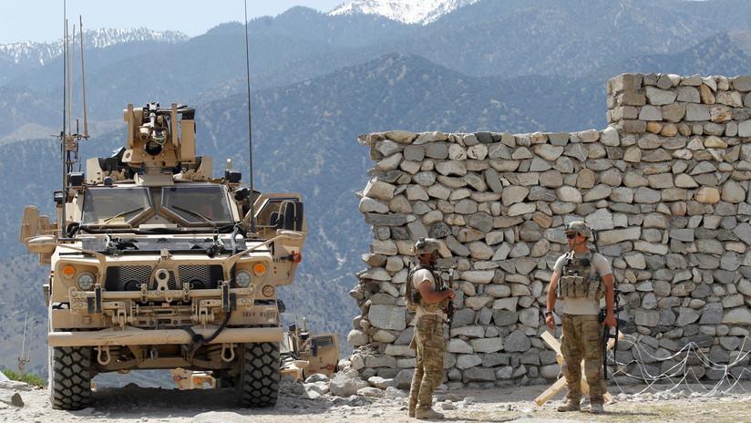 EE.UU. está listo para retirar 5.000 soldados de Afganistán
