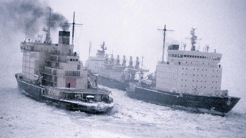 Anomalías de metano: el deshielo submarino del Ártico amenaza con provocar un desastre global