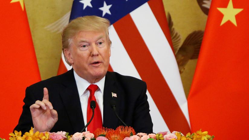 Asesor gubernamental chino: La superación de la crisis comercial entre Pekín y Washingtong depende de Trump