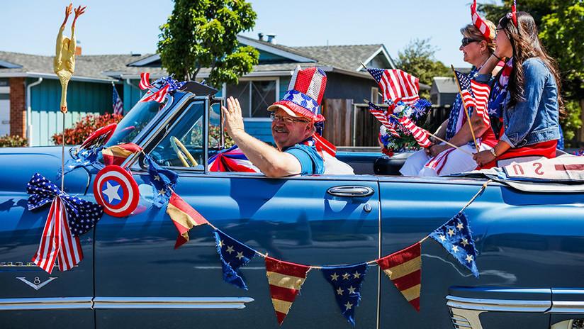Las horas más bajas del patriotismo en EE.UU.: ¿Necesita Washington un enemigo constante?