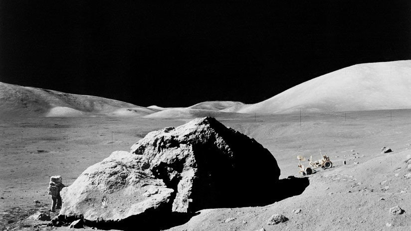 Científicos canadienses creen que la Luna puede albergar metales preciosos en abundancia