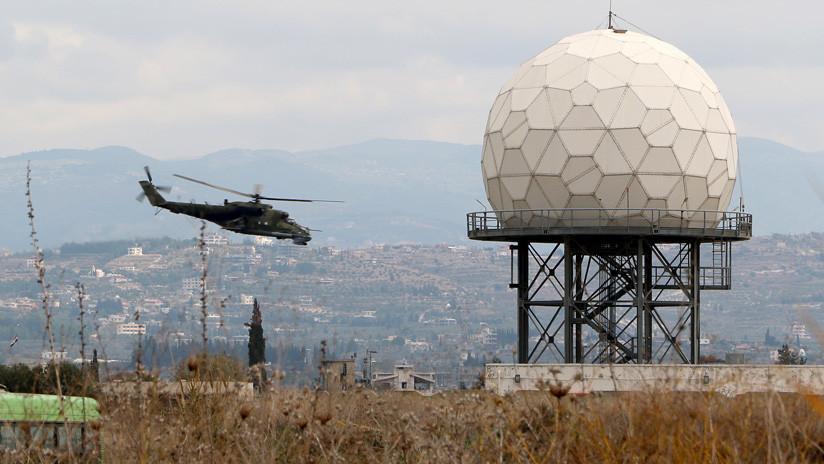 Rusia destruye dos drones terroristas lanzados contra su base en Siria