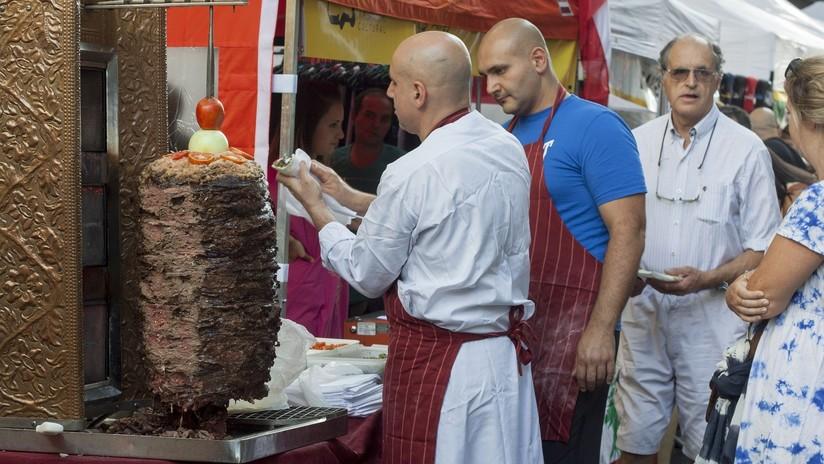 Cobran 2.800 dólares por un shawarma a una turista en Jerusalén