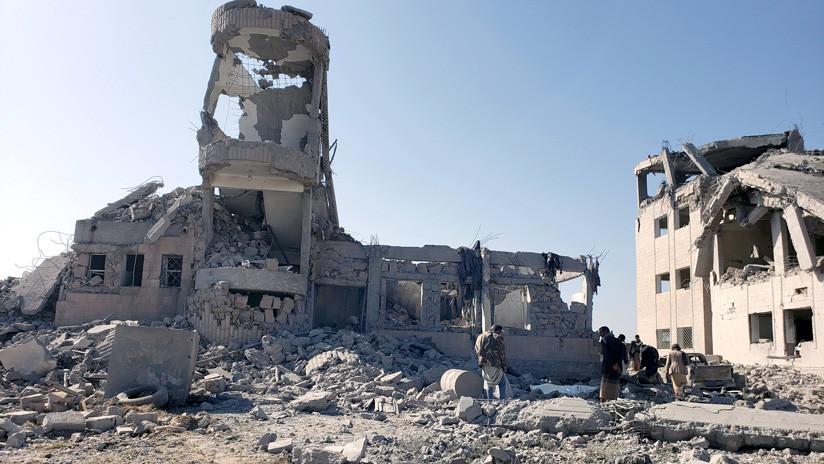 Informe de la ONU: EE.UU, Reino Unido y Francia podrían ser cómplices de crímenes de guerra en Yemen