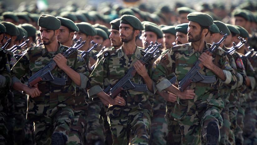 EE.UU. anuncia una recompensa de 15 millones de dólares por ayudar a socavar las transacciones de la Guardia Revolucionaria de Irán