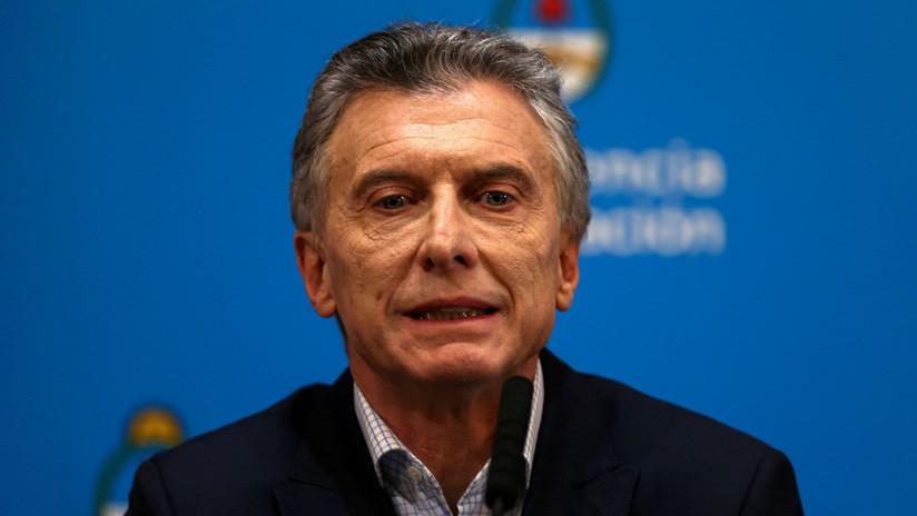 """Macri: """"Hemos cometido errores y dado pronósticos que no se cumplieron"""""""