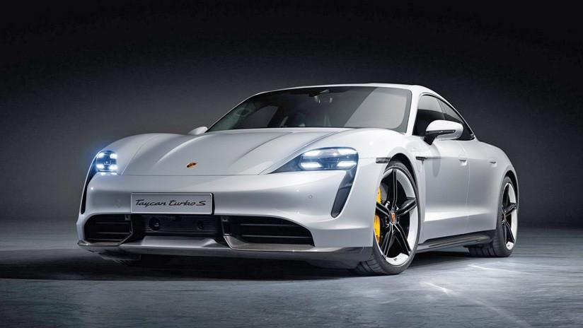 Porsche presenta el Taycan, su primer vehículo deportivo totalmente eléctrico (FOTOS)