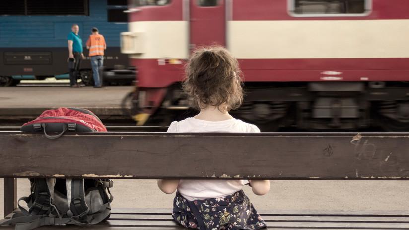 Una niña extraviada a los 4 años cuando iba en tren con su padre aparece 20 años después en otro país