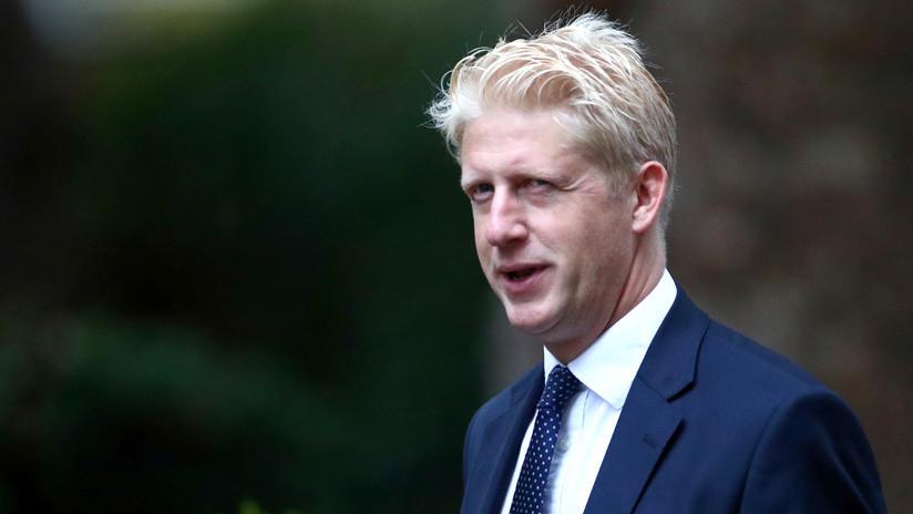"""El hermano de Boris Johnson dimite por la irresoluble tensión entre """"la familia"""" y el """"interés nacional"""""""