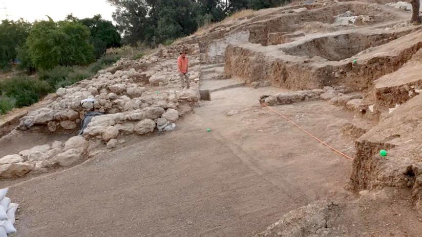 Hallan en la ciudad natal de Goliat enormes ruinas que pueden explicar el origen de la leyenda bíblica