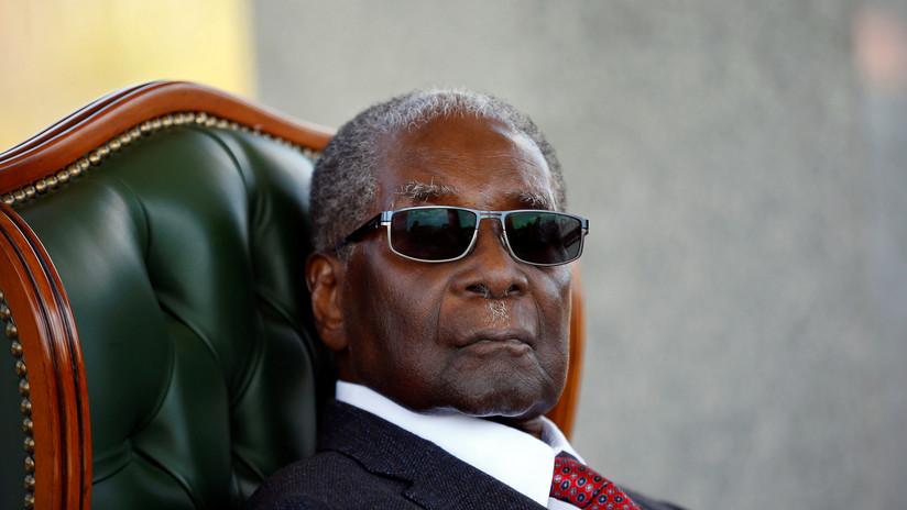 Muere Robert Mugabe, expresidente de Zimbabue, a los 95 años