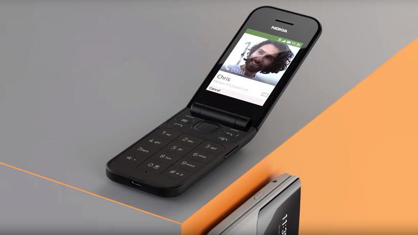 "VIDEO: Nokia da vida de nuevo a su icónico teléfono de ""tapita"""