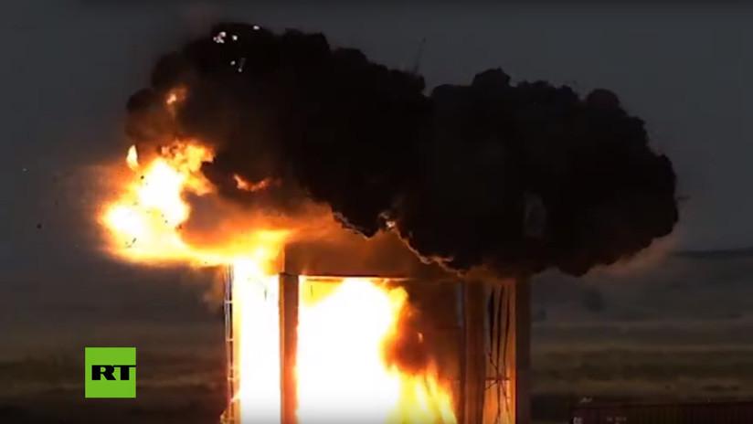 VIDEO: Turquía prueba un misil de crucero capaz de destruir búnkeres de hormigón