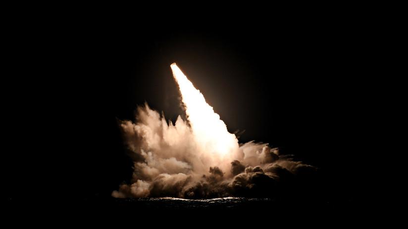 EE.UU. realiza 4 lanzamientos de prueba del misil balístico Trident II