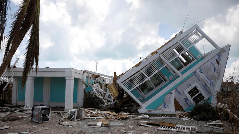 Alertan de que los huracanes serán cada vez más devastadores debido al cambio climático